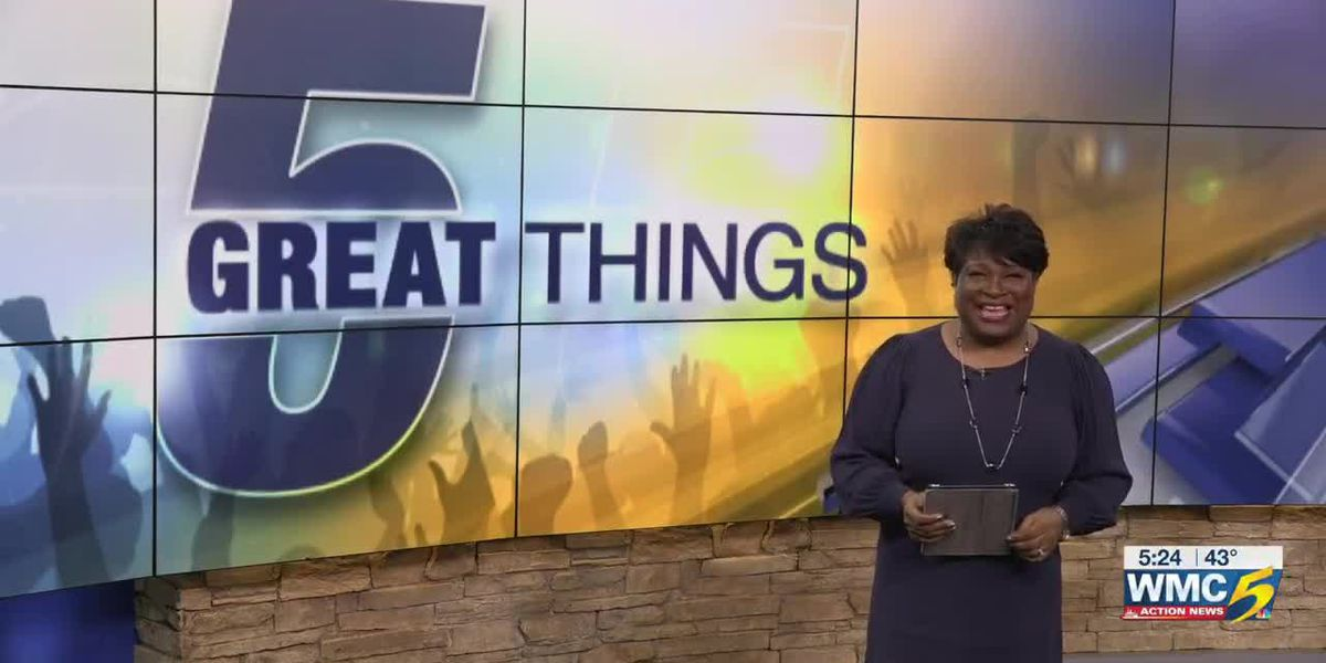 5 Great Things: Memphis honors veterans with parade; 'Healthy Frayser' brings food to the community