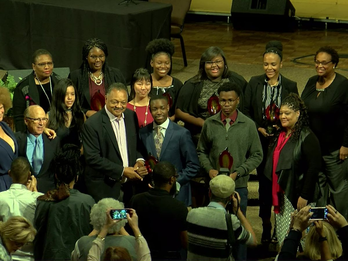 27th annual Freedom Awards honors champions for civil rights