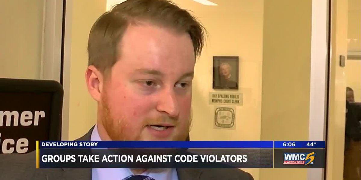Groups take action against code violators