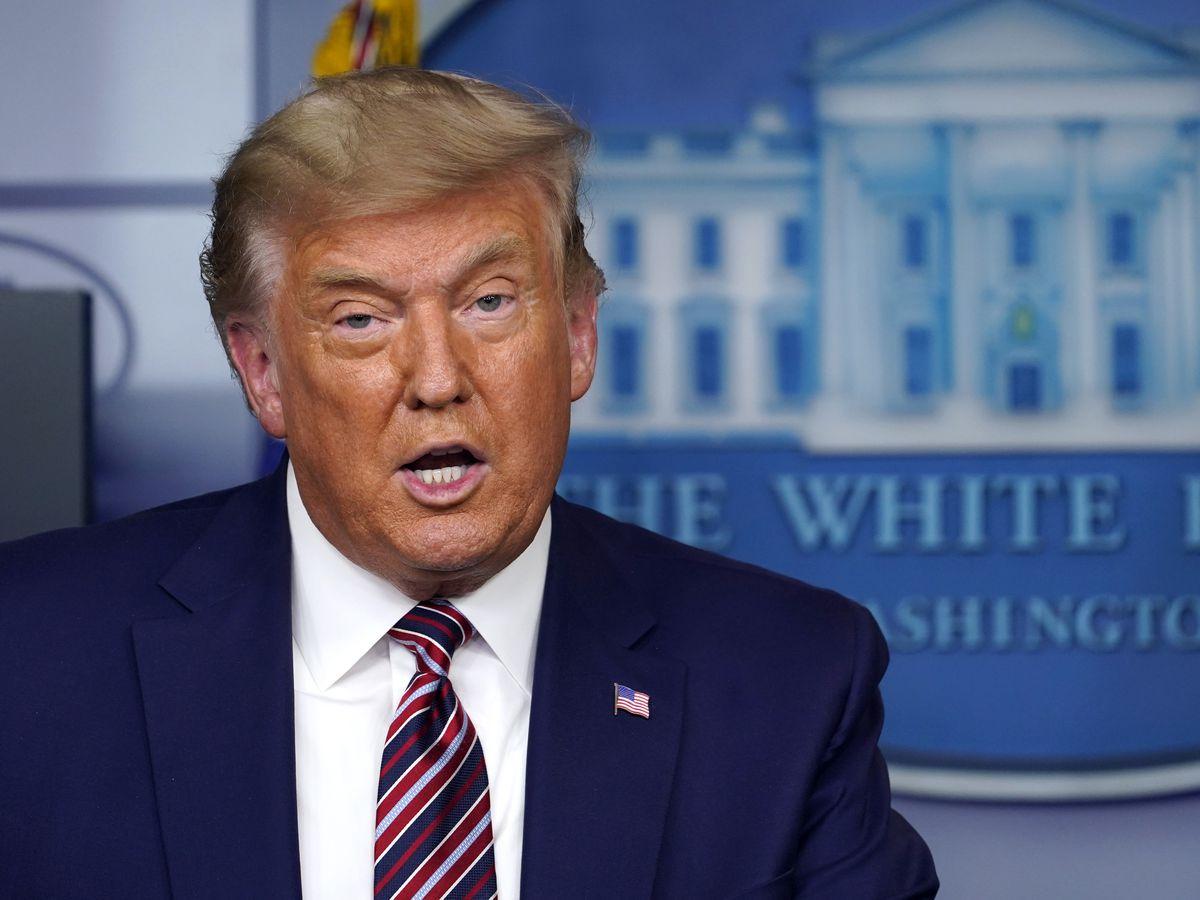 Trump appeals rejection of effort to block Pennsylvania vote
