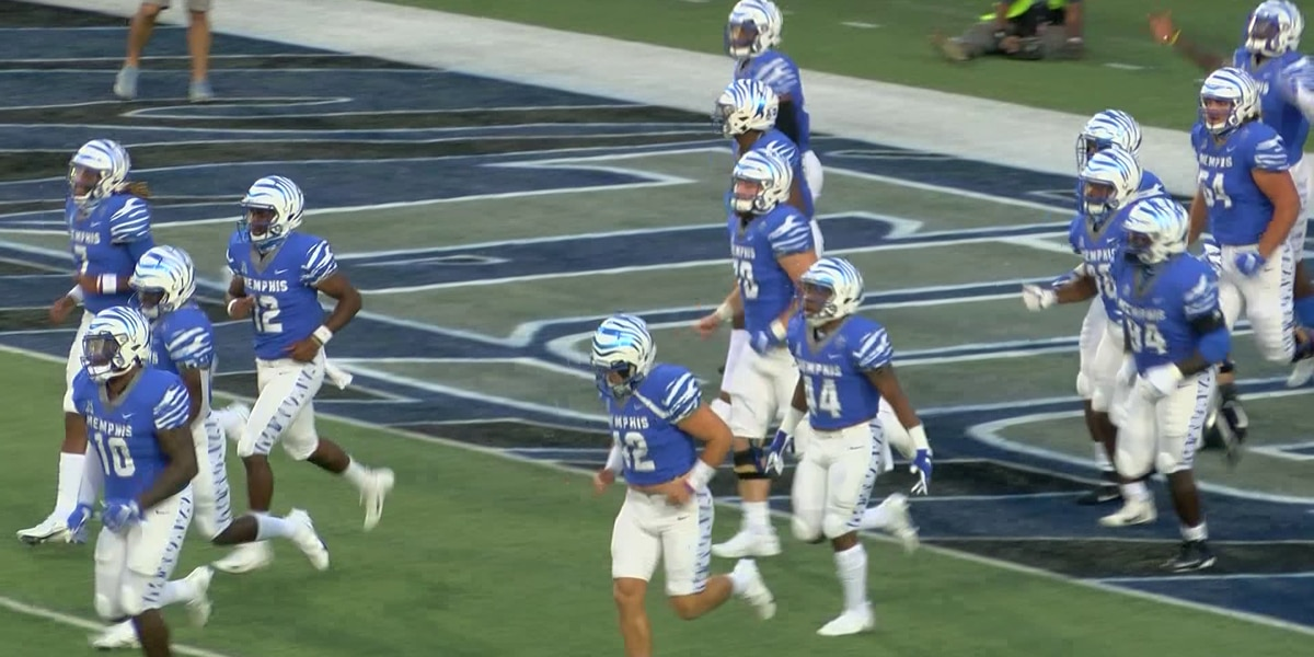 Memphis announces rescheduled football game against Houston