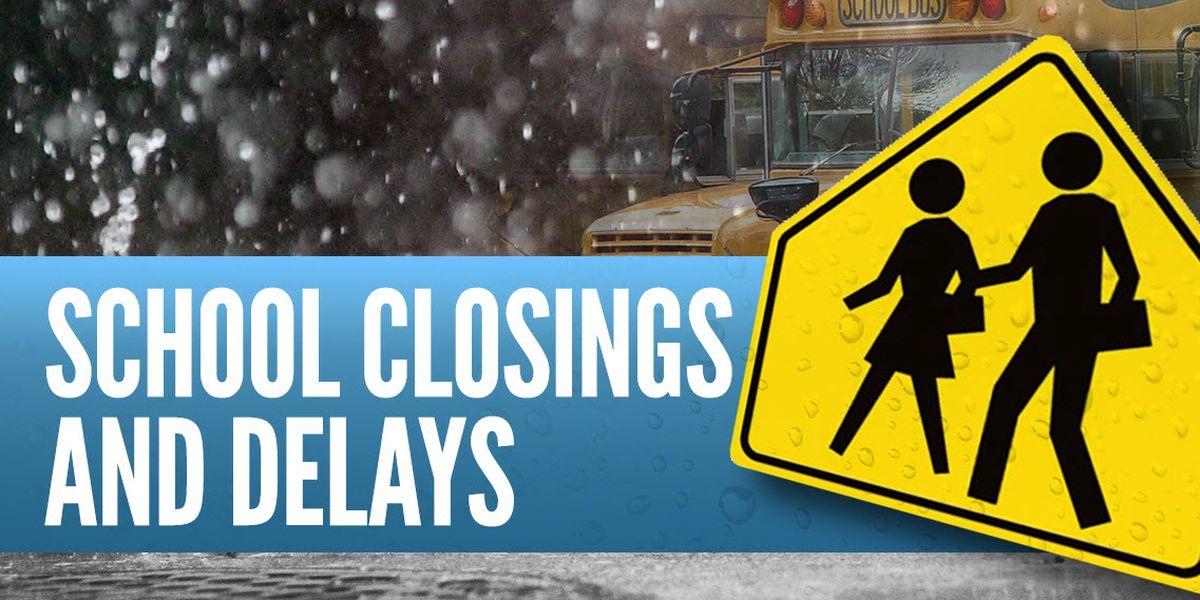 Record cold temperatures close, delay some Mid-South schools