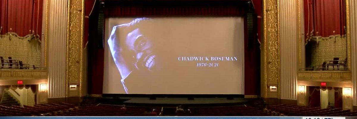 Orpheum Theatre remembers Chadwick Boseman in special movie screening