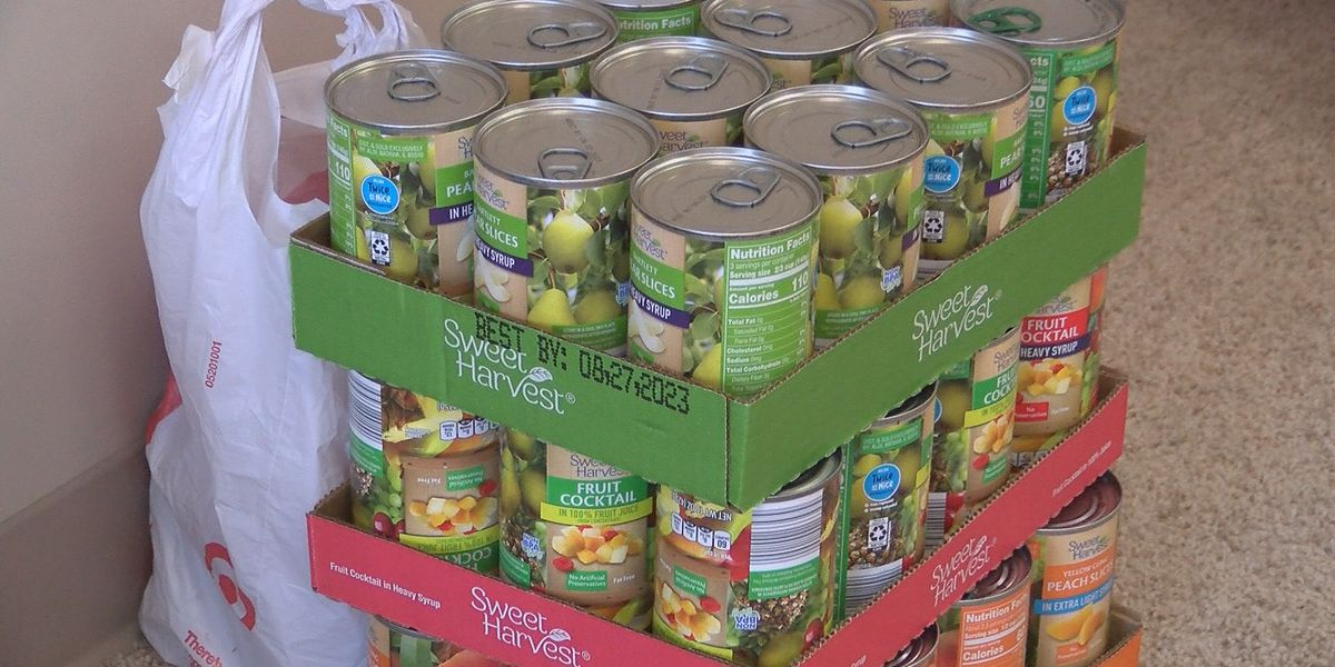 Food pantry looking to serve hundreds of families in Memphis