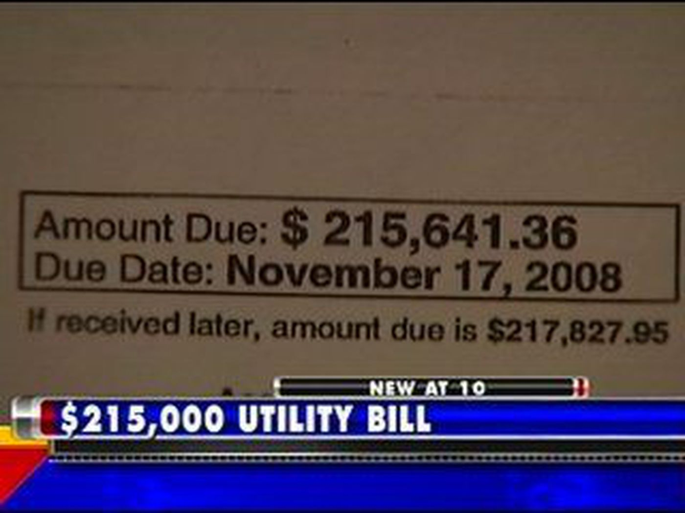 mid-south church gets hit with huge utility bill
