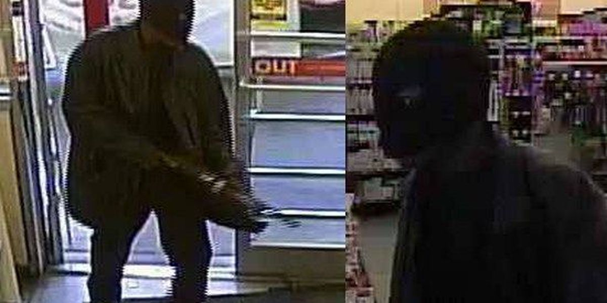 Man wanted for robbing Family Dollar with shotgun