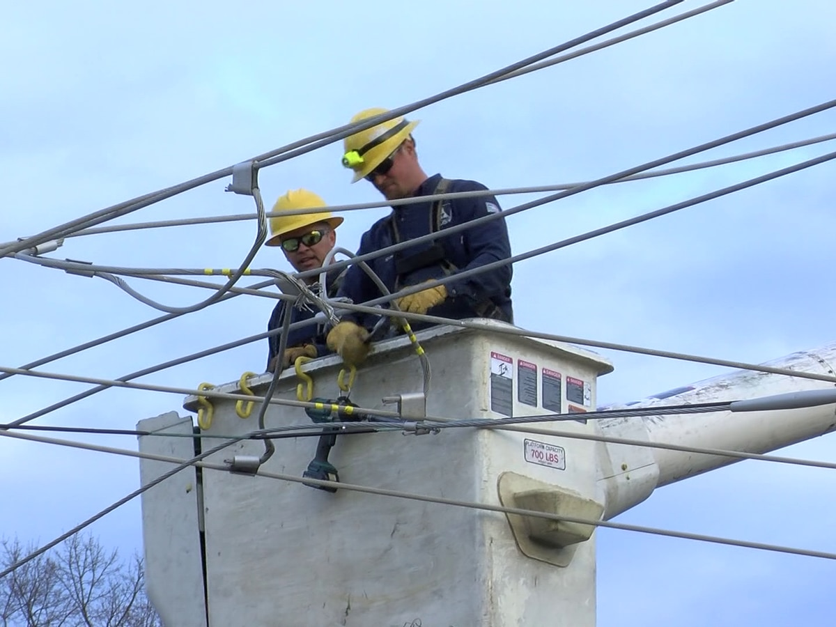 Power restored for most Raleigh residents