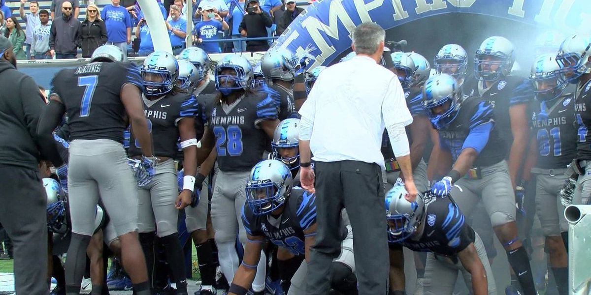 Several prime time games announced for Memphis football