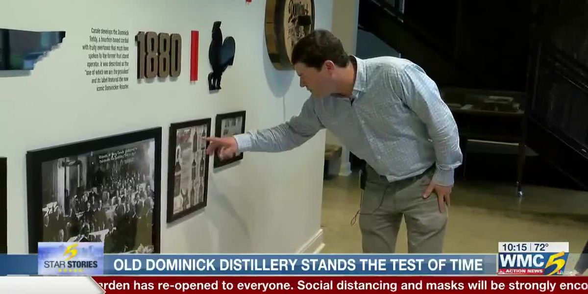 Old Dominick Distillery stands the test of time