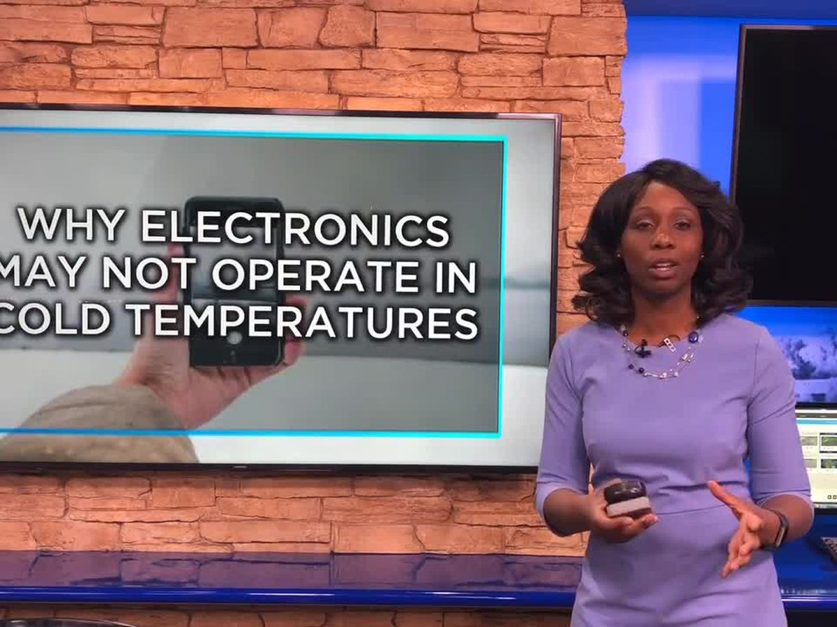 Breakdown: How electronics are affected by cold weather
