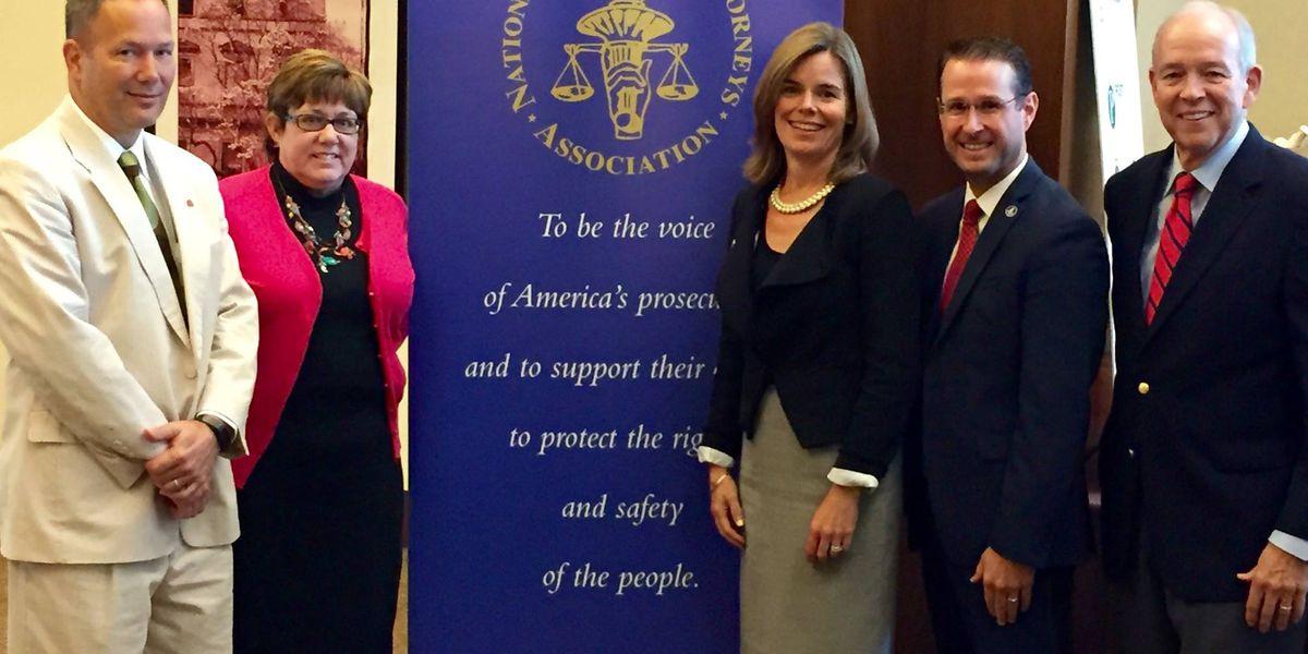 DA Amy Weirich elected VP of national association