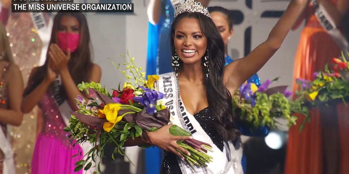 Miss Mississippi makes history after being crowned Miss USA