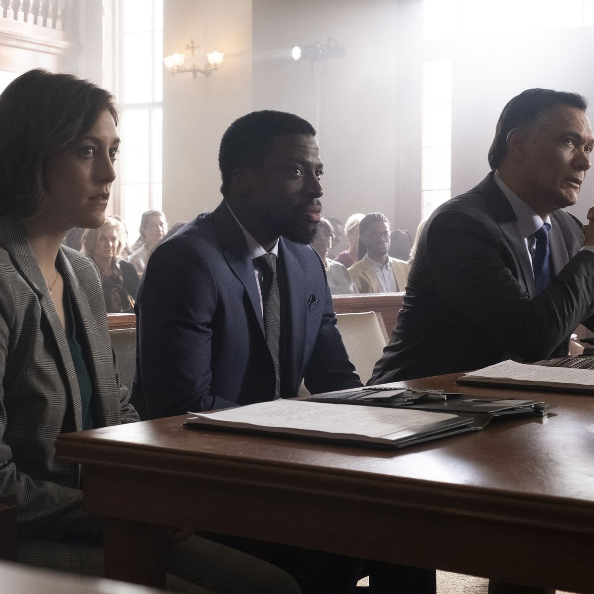Find a watch party for the premiere of NBC's 'Bluff City Law'!