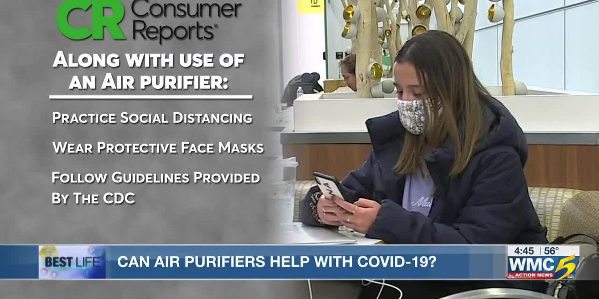 Best Life: Can air purifiers help with COVID-19