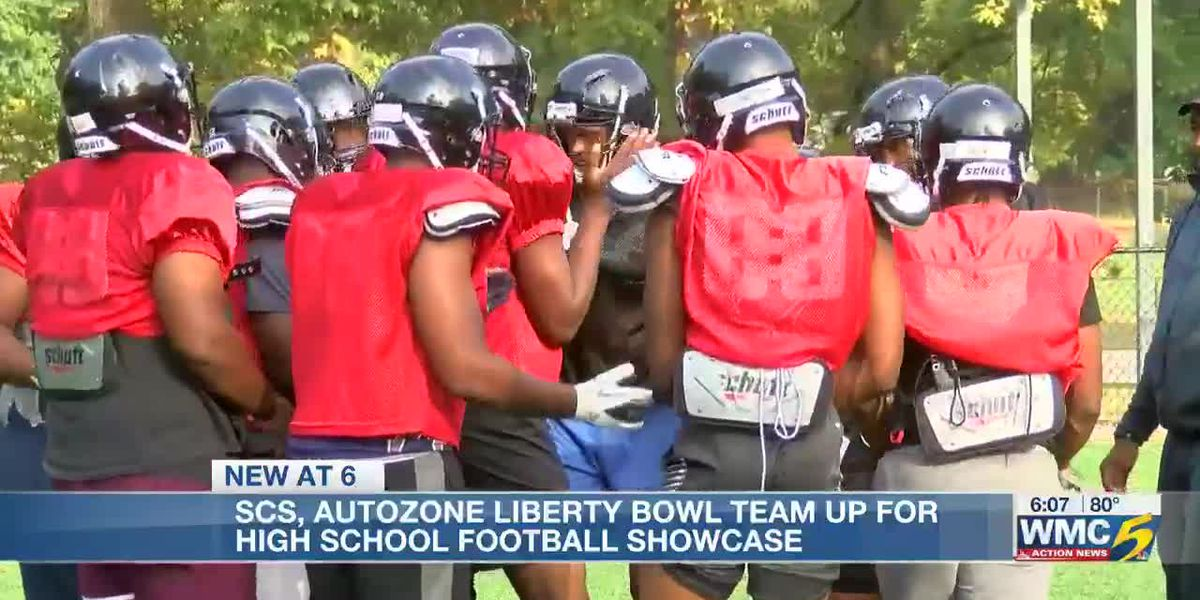 SCS, Autozone Liberty Bowl team up for high school football showcase