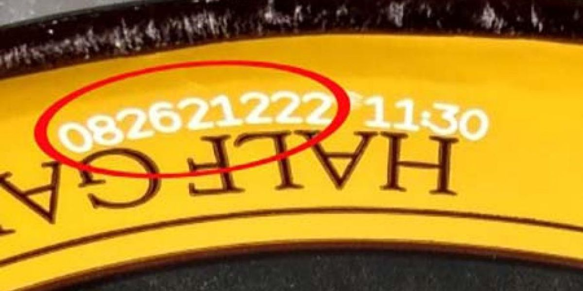 Blue Bell recalling some Butter Crunch half gallons due to broken tool pieces