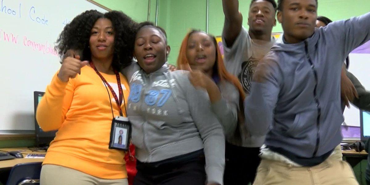 Teacher turns popular rap song into educational opportunity