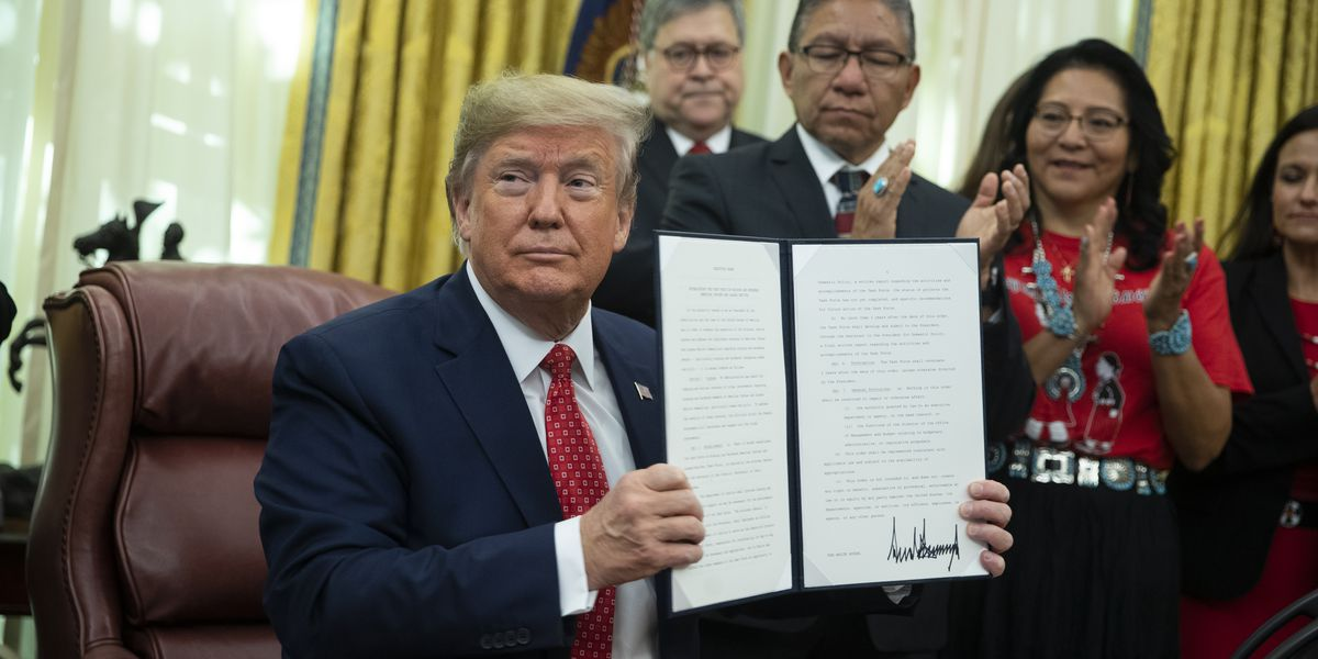 Trump to tariff steel and aluminum from Argentina and Brazil