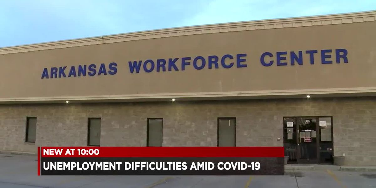 Arkansas sees complications with unemployment claims