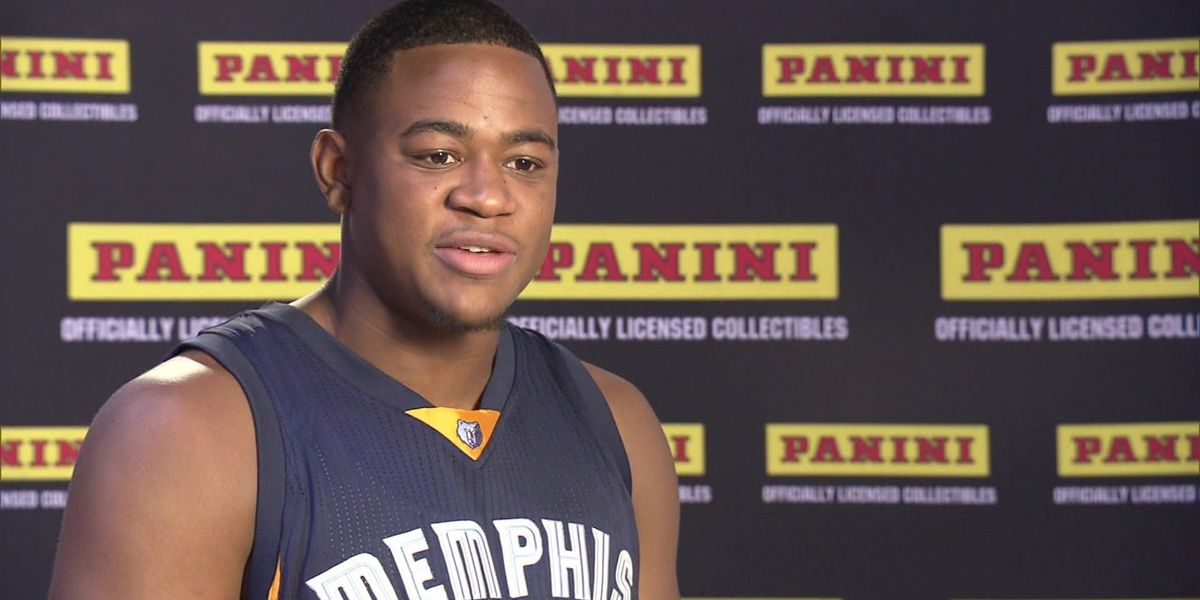 Martin making case for Grizzlies roster spot