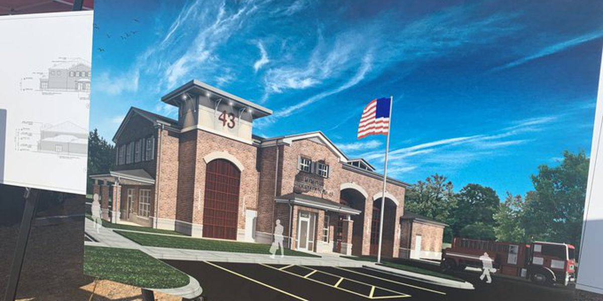 MFD breaks ground on new Whitehaven fire station