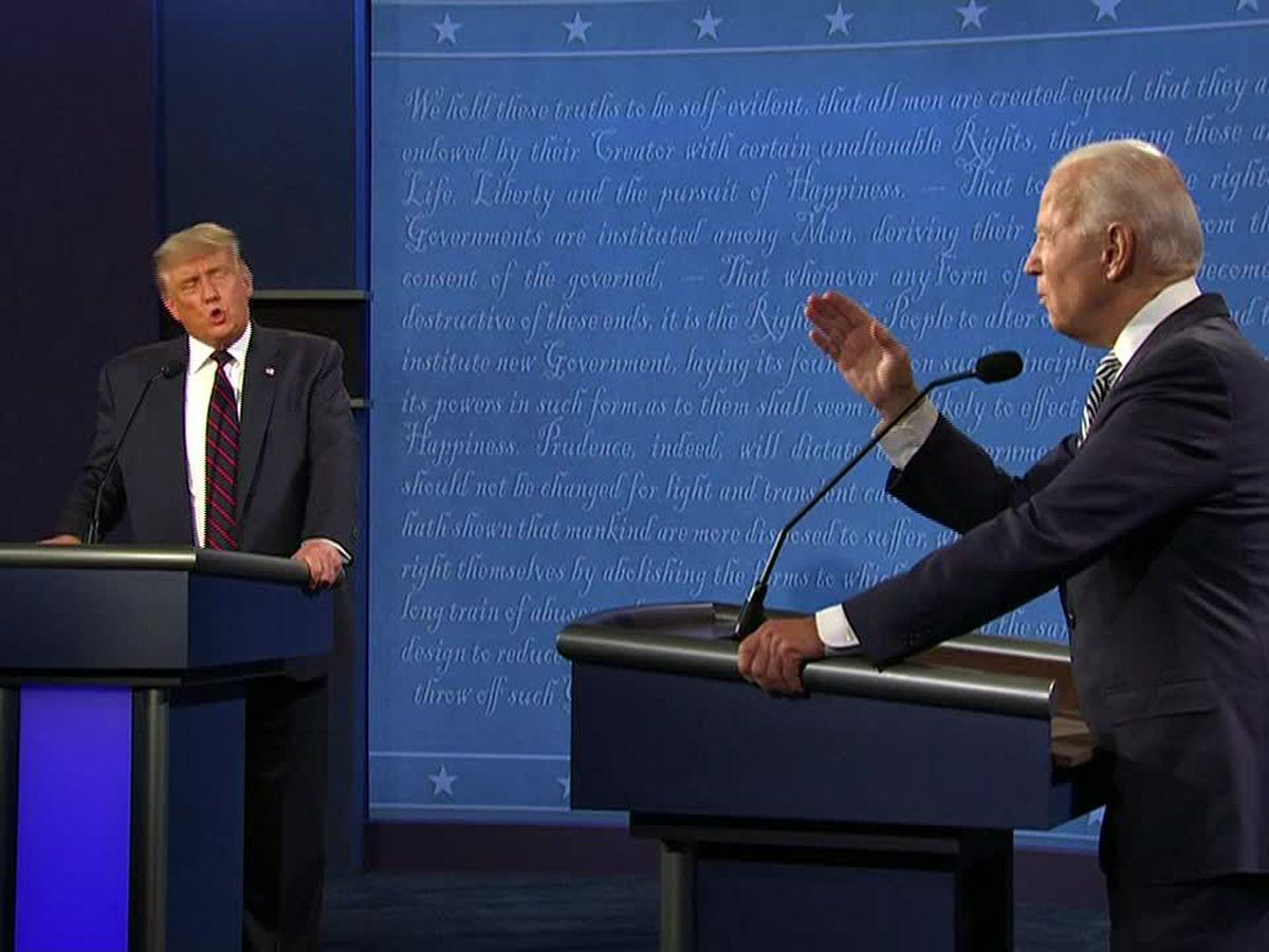 Decision 2020: Final presidential debate kicks off tonight in Nashville
