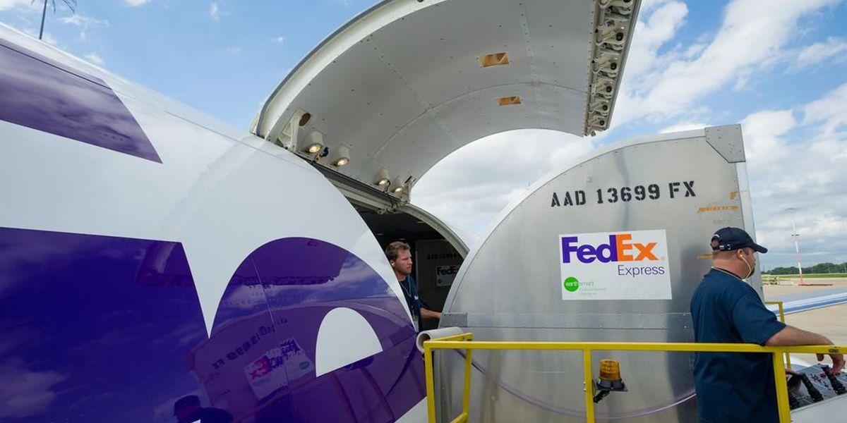 FedEx announces flight connecting Memphis, Belgium