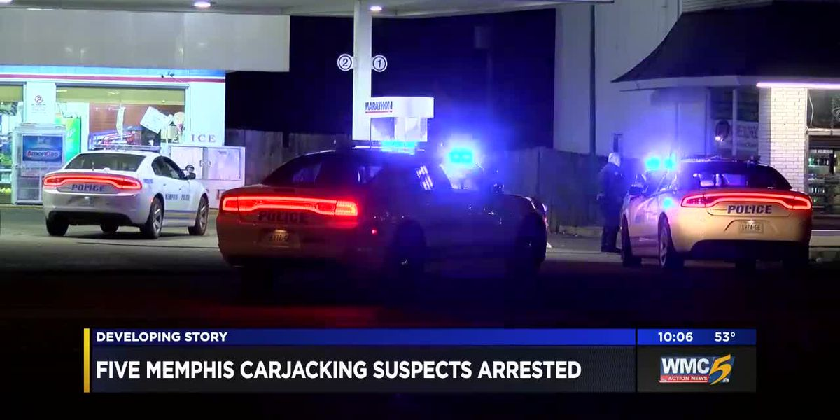 Law enforcement officials band together to crack down on carjackings