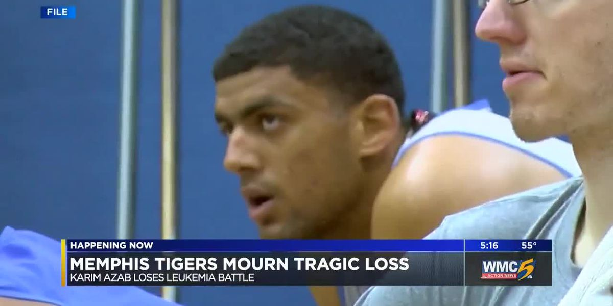 Memphis Tigers mourn teammate who lost battle against leukemia