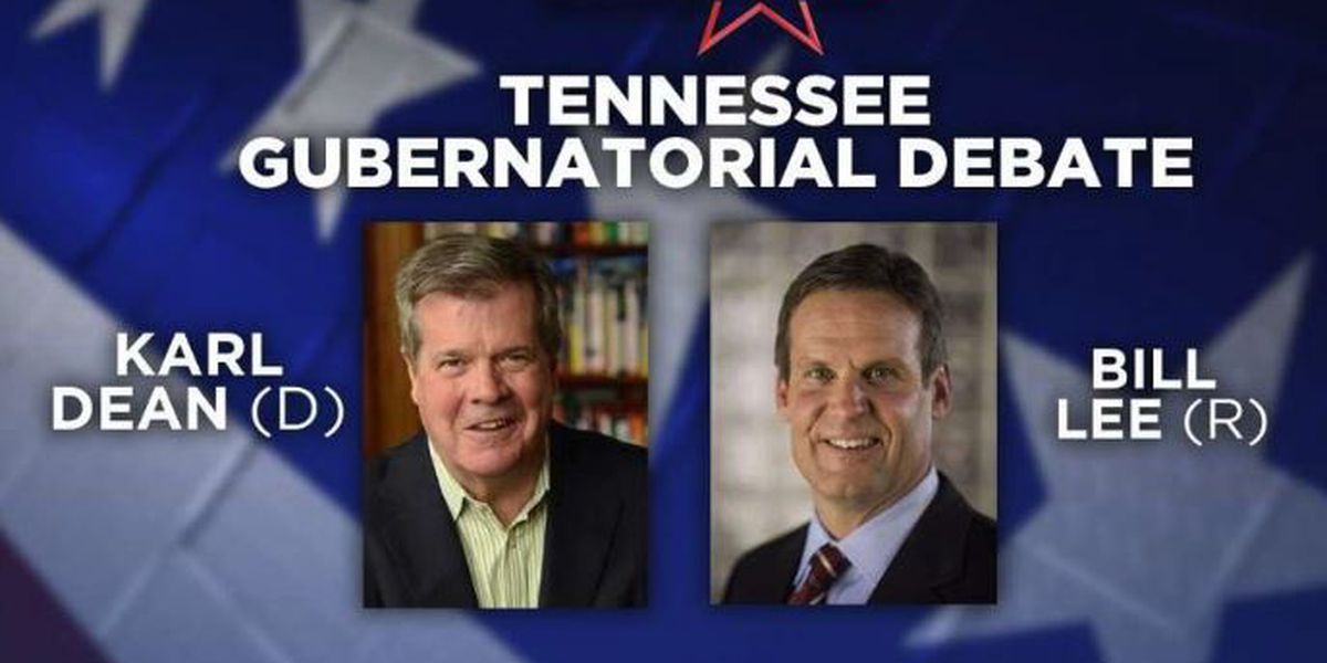 Candidates for Tennessee governor prepare for debate Tuesday