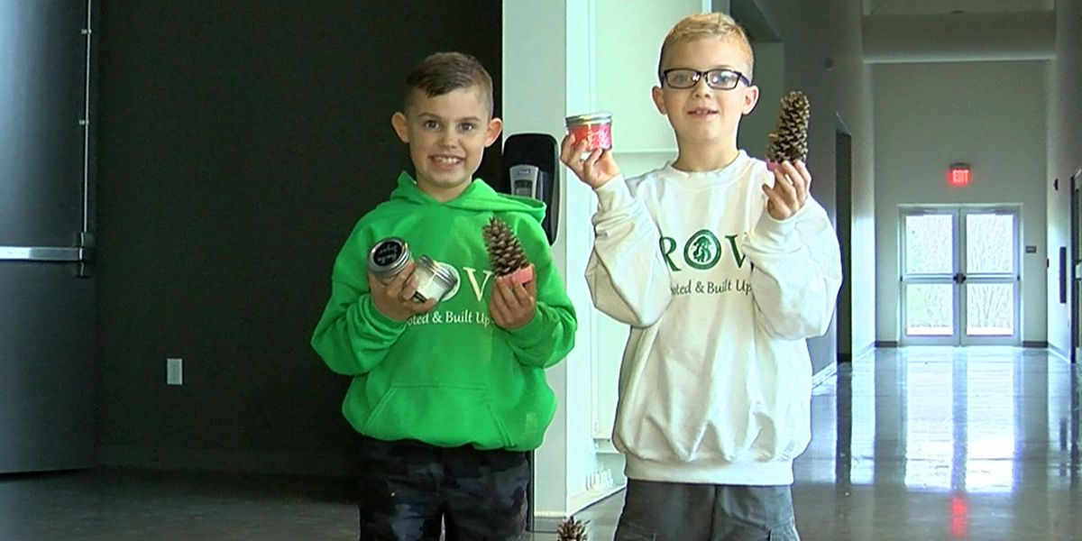 Hernando brothers create candle, fire starter business to help St. Jude