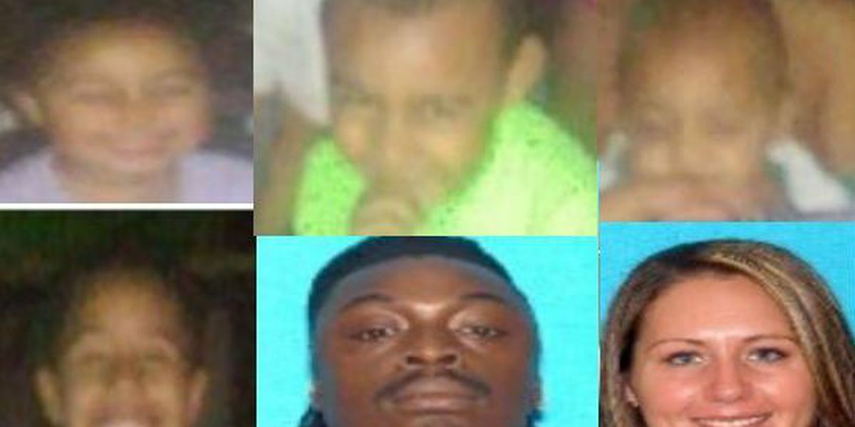 Lexington PD: W. TN Amber Alert suspect turns himself in