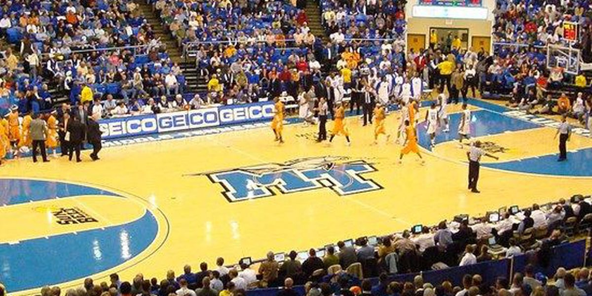 MTSU basketball ranked nationally for the first time ever