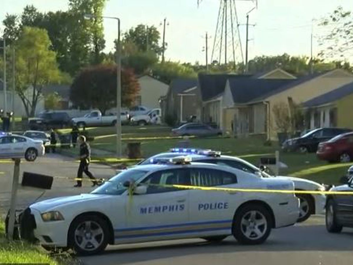 2 killed in North Memphis shooting