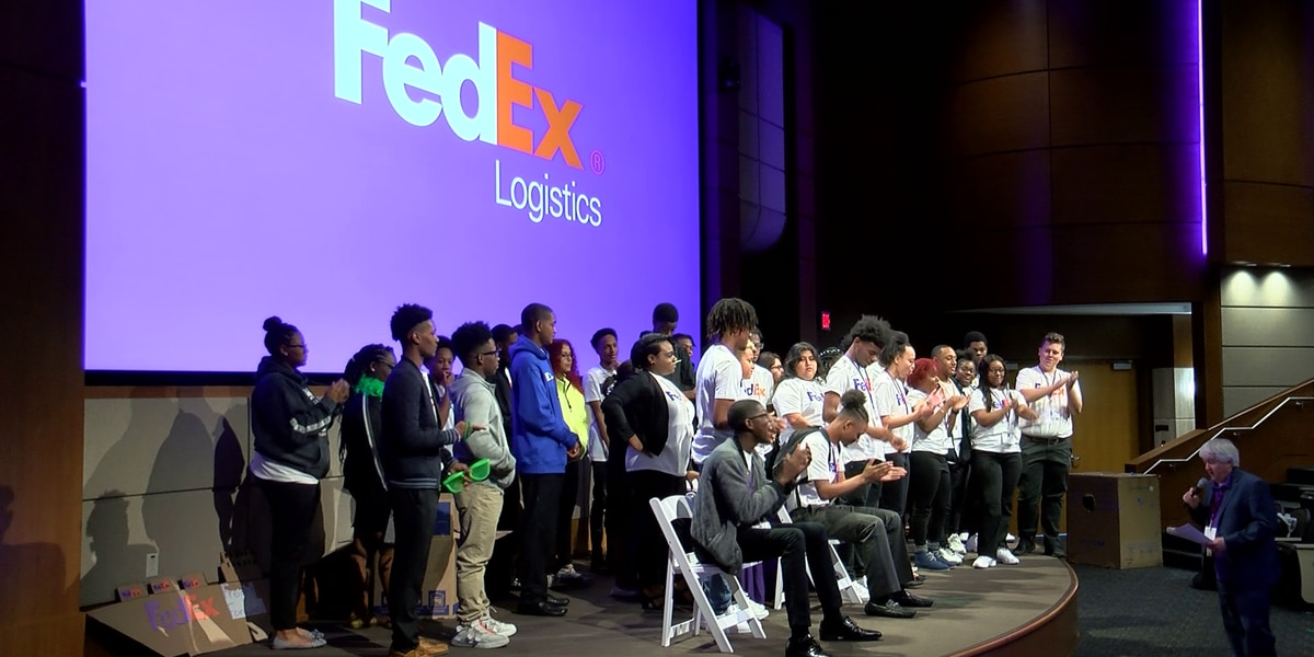 More than 50 students graduate from first ever FedEx Logistics Academy