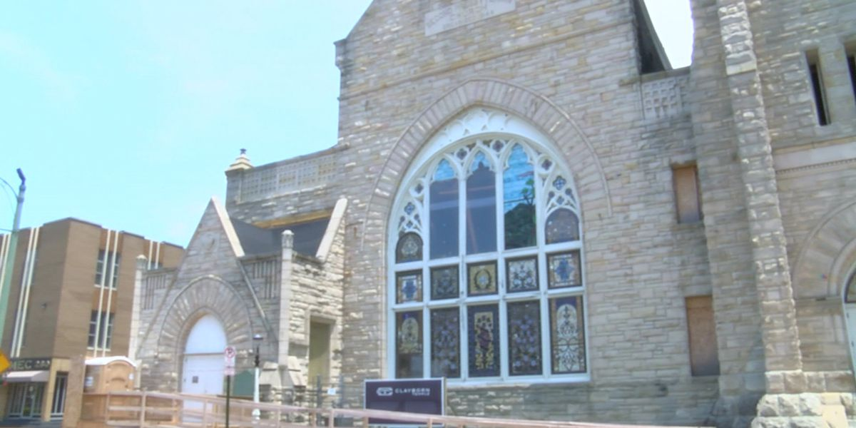 Clayborn Temple approved for $42K renovations
