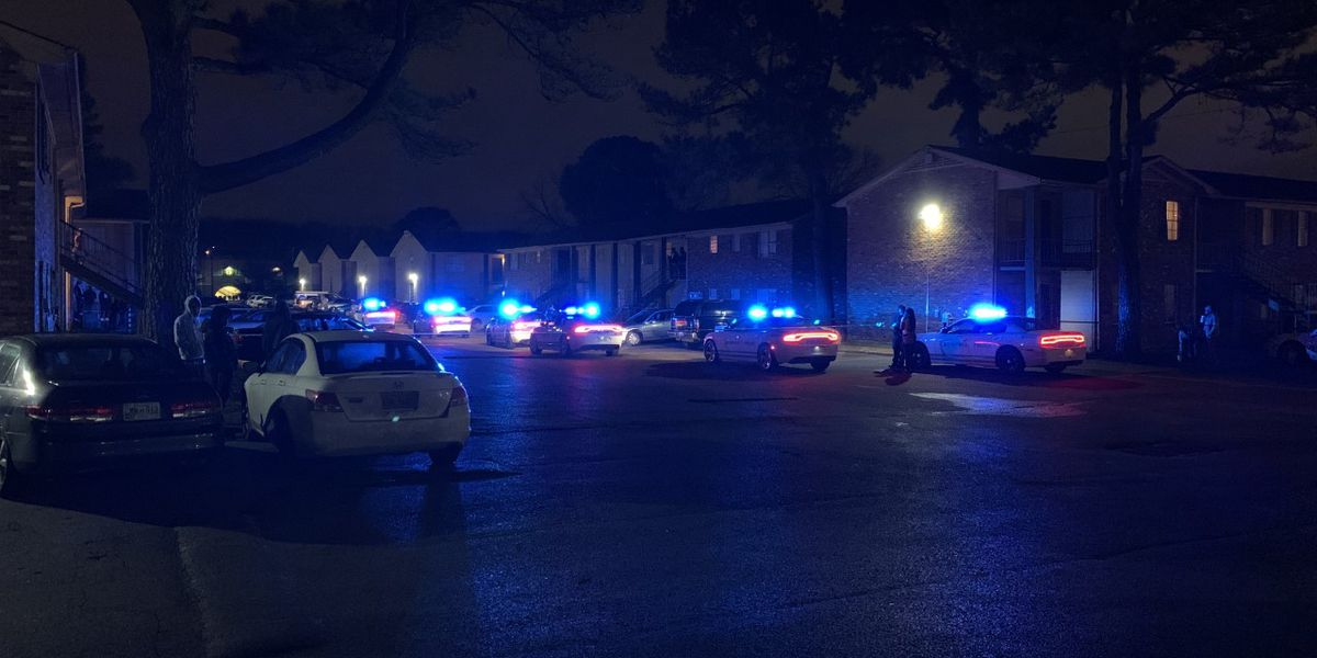 11-year-old shot, man and 13-year-old charged after Whitehaven apartment shooting