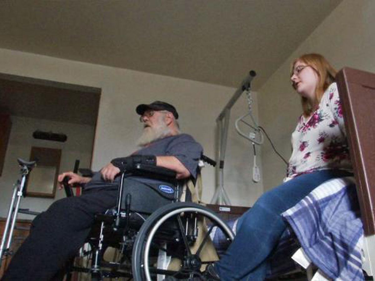 Air Force veteran hoping for return of his mobility scooter