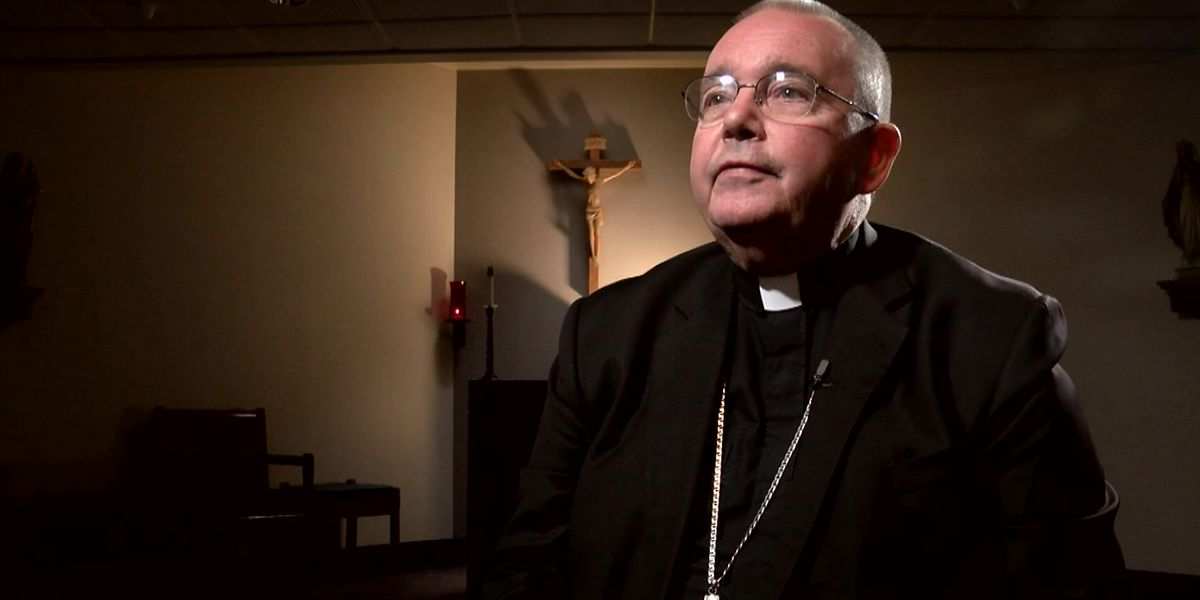 Next Catholic bishop of Memphis set to take office April 2