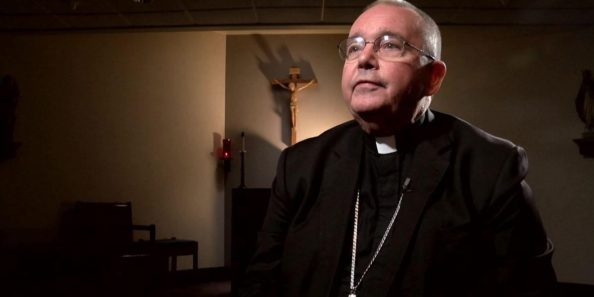 Next Catholic bishop of Memphis set to take office April 2