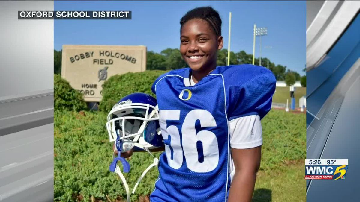 Gridiron Girl Aniah Echols gets ultimate NFL surprise