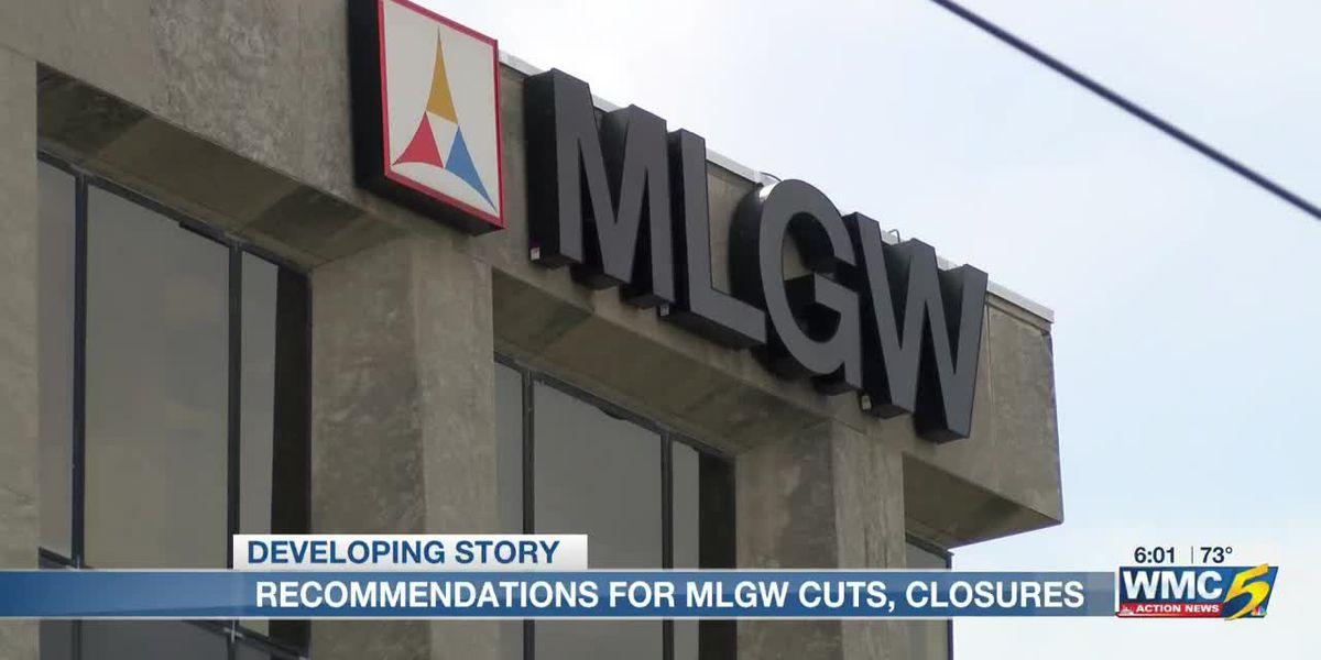 Consultant report calls for MLGW to consolidate workforce, close community offices