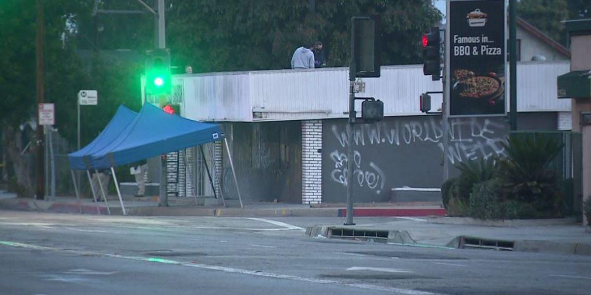 Authorities investigate blast at anti-gay California church