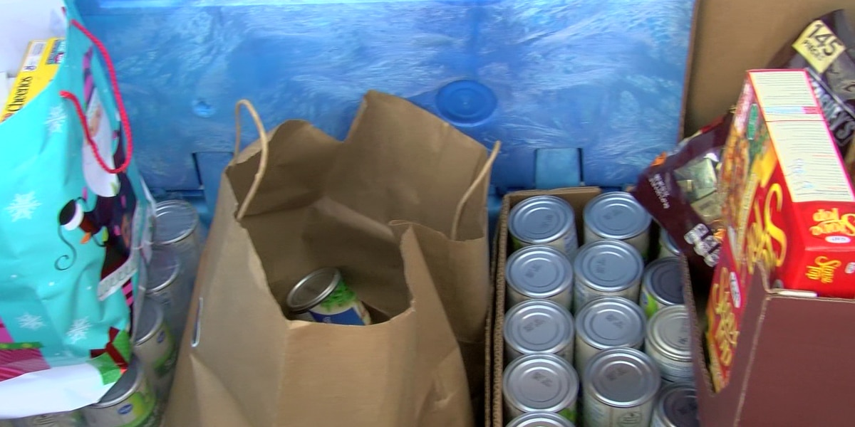 12th Annual WMC Holiday Food Drive a success