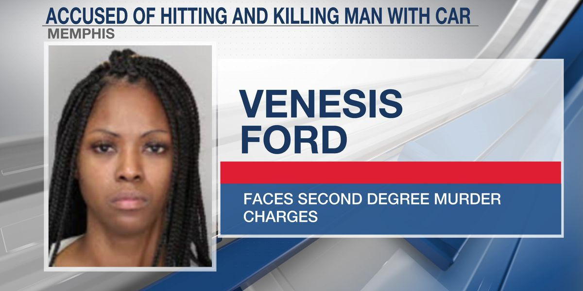 Woman charged with murder after man killed by car