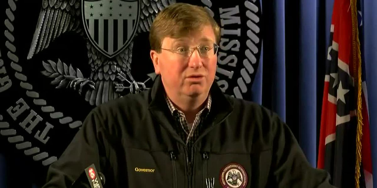 Mississippi Gov. Tate Reeves discusses safety at state prisons