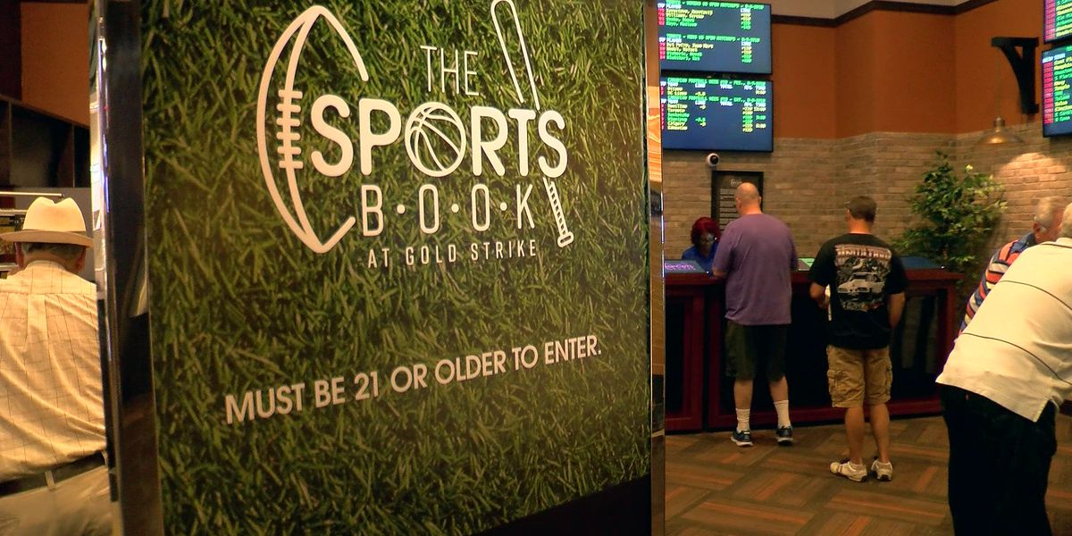 Tunica casino says week one of football betting 'exceeded our expectations'
