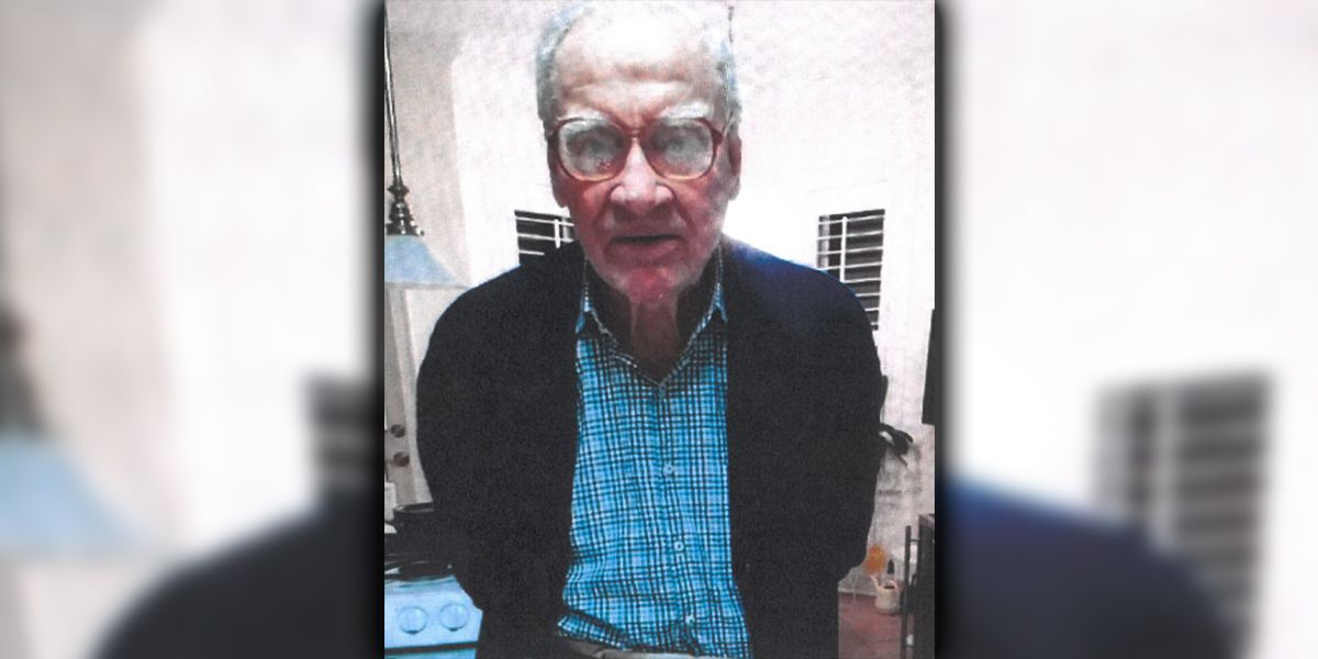 Missing 94-year-old man with dementia is located, police say