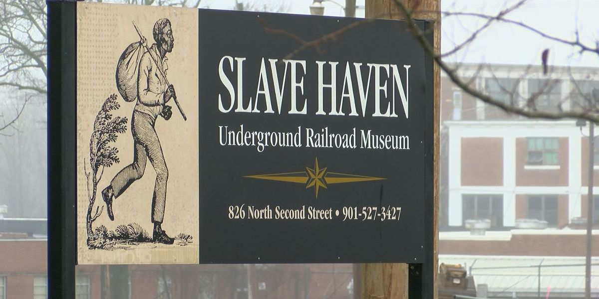 Slave Haven Underground Railroad Museum to reopen in April