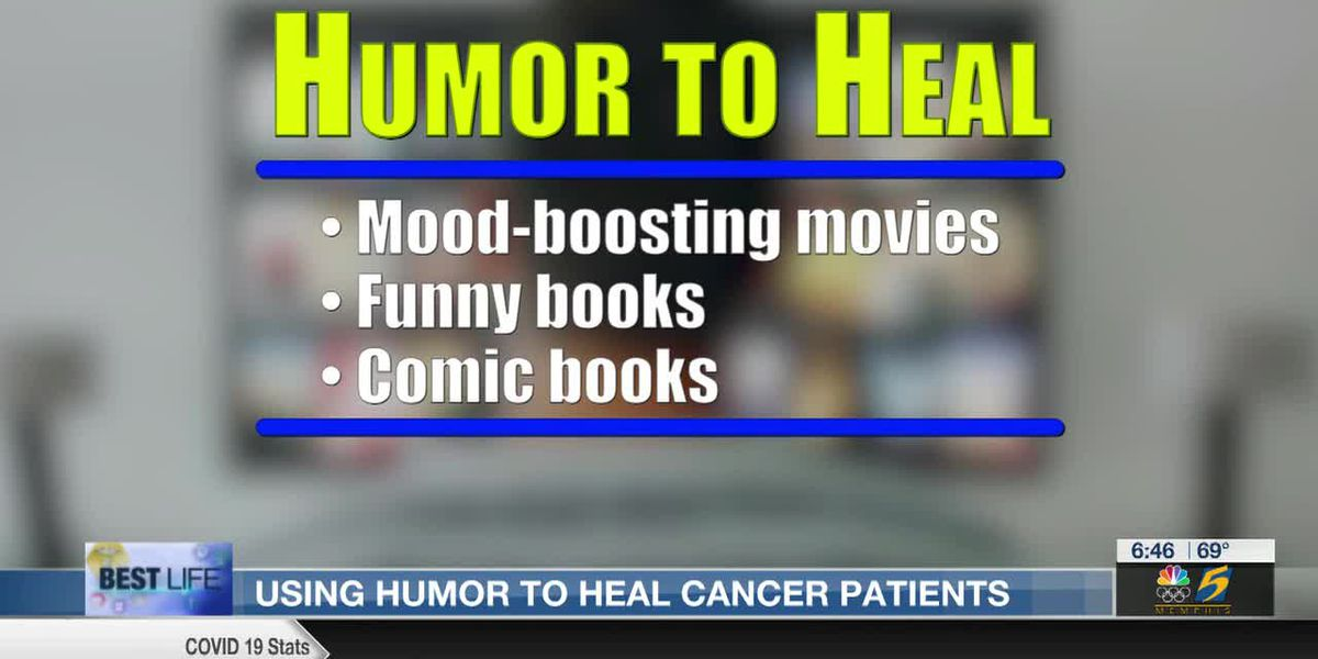 Best Life: Using humor to heal cancer patients